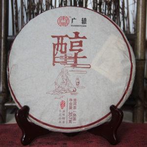 Шу пуэр Chun — Guang Yuan
